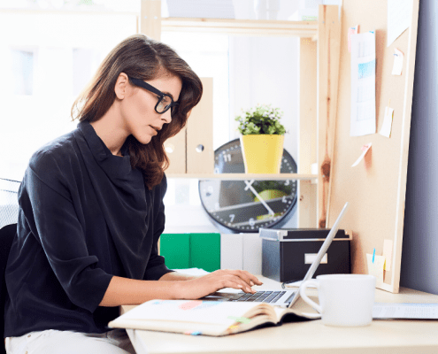 Working From Home–Our Top 5 Tips