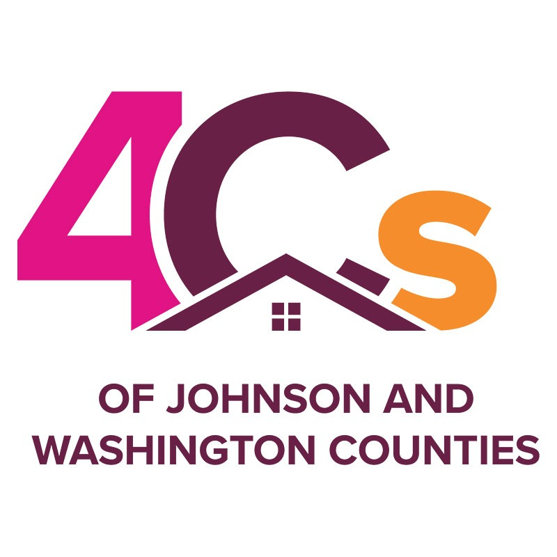 4Cs of Johnson and Washington Counties Logo