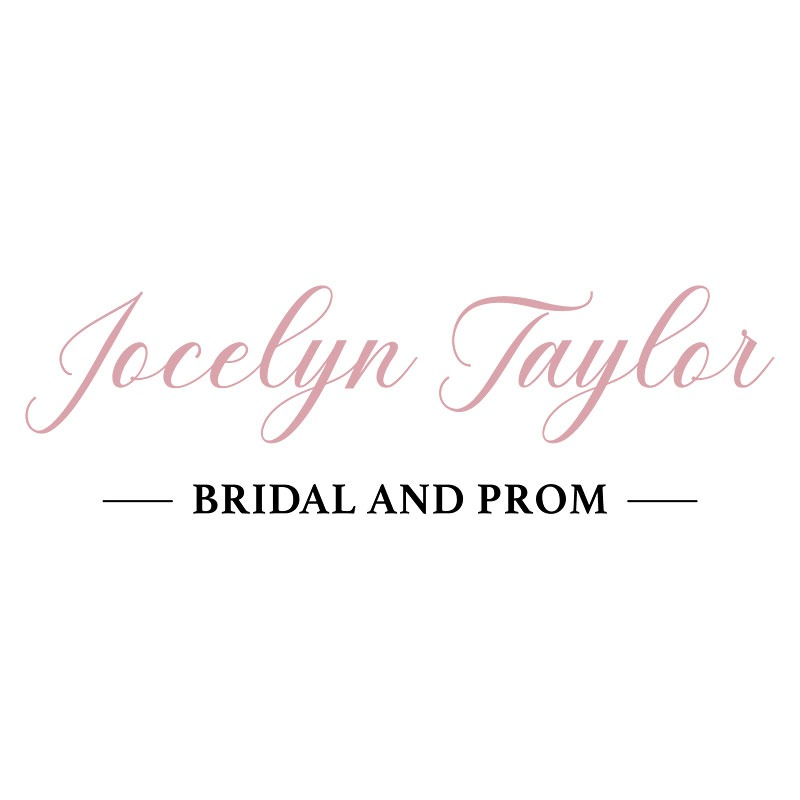 Jocelyn Taylor Bridal and Prom Logo